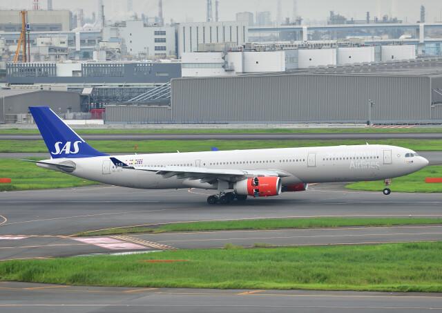 航空フォト:SE-REH スカンジナビア航空 A330-300