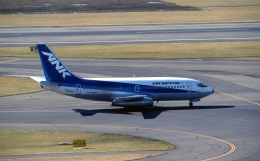 LEVEL789さんが、羽田空港で撮影したエアーニッポン 737-281/Advの航空フォト(飛行機 写真・画像)