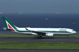 いんちゃんさんが、羽田空港で撮影したアリタリア航空 A330-202の航空フォト(飛行機 写真・画像)