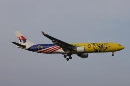 OS52さんが、成田国際空港で撮影したマレーシア航空 A330-323Xの航空フォト(飛行機 写真・画像)