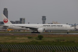 OS52さんが、成田国際空港で撮影した日本航空 777-346/ERの航空フォト(飛行機 写真・画像)