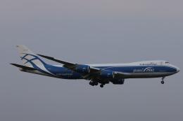 OS52さんが、成田国際空港で撮影したエアブリッジ・カーゴ・エアラインズ 747-8HVFの航空フォト(飛行機 写真・画像)