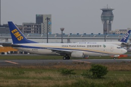OS52さんが、成田国際空港で撮影した中国郵政航空 737-8Q8(BCF)の航空フォト(飛行機 写真・画像)