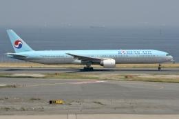 NIKEさんが、羽田空港で撮影した大韓航空 777-3B5の航空フォト(飛行機 写真・画像)