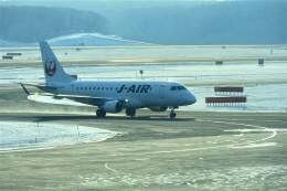 timeさんが、新千歳空港で撮影したジェイエア ERJ-170-100 (ERJ-170STD)の航空フォト(飛行機 写真・画像)