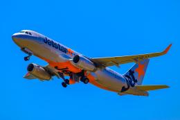 rokko2000さんが、関西国際空港で撮影したジェットスター・ジャパン A320-232の航空フォト(飛行機 写真・画像)