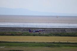 flyflygoさんが、佐賀空港で撮影した日本個人所有 FA-200-180 Aero Subaruの航空フォト(飛行機 写真・画像)