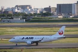 flyflygoさんが、伊丹空港で撮影したジェイエア ERJ-170-100 (ERJ-170STD)の航空フォト(飛行機 写真・画像)