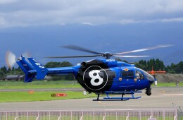 EosR2さんが、鹿児島空港で撮影した西日本空輸 BK117C-2の航空フォト(飛行機 写真・画像)