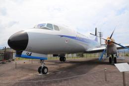かにかにさんが、但馬空港で撮影したエアーニッポン YS-11A-500Rの航空フォト(飛行機 写真・画像)