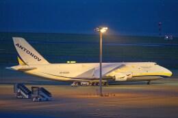 ちゃぽんさんが、中部国際空港で撮影したアントノフ・エアラインズ An-124 Ruslanの航空フォト(飛行機 写真・画像)