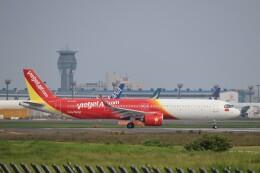 不揃いさんが、成田国際空港で撮影したベトジェットエア A321-271NXの航空フォト(飛行機 写真・画像)