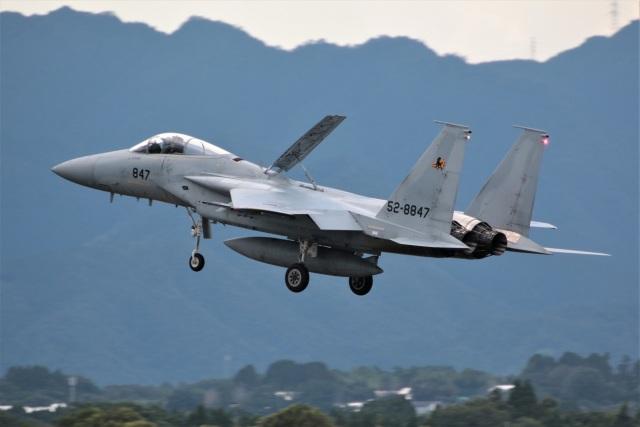 DONKEYさんが、新田原基地で撮影した航空自衛隊 F-15J Eagleの航空フォト(飛行機 写真・画像)