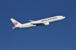 344さんが、羽田空港で撮影した日本航空 777-289の航空フォト(飛行機 写真・画像)