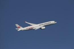 344さんが、羽田空港で撮影した日本航空 A350-941の航空フォト(飛行機 写真・画像)