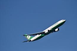 344さんが、羽田空港で撮影したエバー航空 A330-302の航空フォト(飛行機 写真・画像)