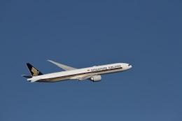 344さんが、羽田空港で撮影したシンガポール航空 777-312/ERの航空フォト(飛行機 写真・画像)