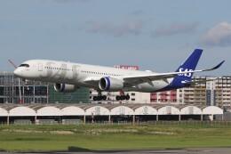 福岡空港 - Fukuoka Airport [FUK/RJFF]で撮影されたスカンジナビア航空 - Scandinavian Airlines System [SK/SAS]の航空機写真