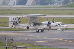 PONαさんが、三沢飛行場で撮影した航空自衛隊 E-2C Hawkeyeの航空フォト(飛行機 写真・画像)