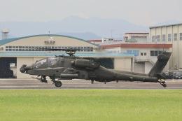 Hii82さんが、明野駐屯地で撮影したアメリカ陸軍 AH-64 Apacheの航空フォト(飛行機 写真・画像)