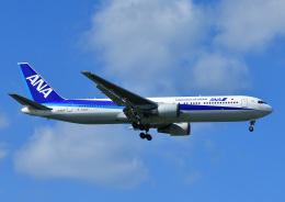 じーく。さんが、那覇空港で撮影した全日空 767-381/ERの航空フォト(飛行機 写真・画像)