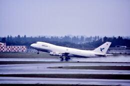 パール大山さんが、成田国際空港で撮影したイラン航空 747-2J9Fの航空フォト(飛行機 写真・画像)