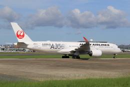 NH642さんが、福岡空港で撮影した日本航空 A350-941の航空フォト(飛行機 写真・画像)