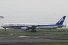 いんちゃんさんが、羽田空港で撮影した全日空 777-381/ERの航空フォト(飛行機 写真・画像)