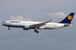 Hariboさんが、フランクフルト国際空港で撮影したルフトハンザドイツ航空 A330-223の航空フォト(飛行機 写真・画像)