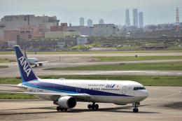 Take51さんが、伊丹空港で撮影したエアージャパン 767-381/ERの航空フォト(飛行機 写真・画像)