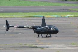 F.YUKIHIDEさんが、岡南飛行場で撮影した日本法人所有 R44 IIの航空フォト(飛行機 写真・画像)