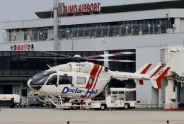 TA27さんが、出雲空港で撮影したセントラルヘリコプターサービス BK117C-2の航空フォト(飛行機 写真・画像)