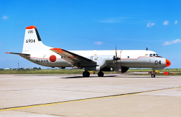 A-330さんが、八戸航空基地で撮影した海上自衛隊 YS-11A-206T-Aの航空フォト(飛行機 写真・画像)