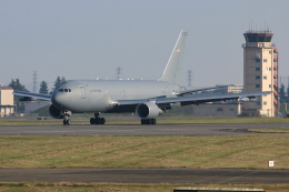 シン・マリオ先輩さんが、横田基地で撮影したボーイング KC-46A Pegasus (767-2LK/ER)の航空フォト(飛行機 写真・画像)