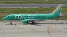 航空見聞録さんが、神戸空港で撮影したフジドリームエアラインズ ERJ-170-100 SU (ERJ-170SU)の航空フォト(飛行機 写真・画像)