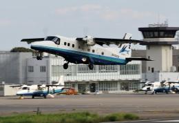TA27さんが、調布飛行場で撮影した新中央航空 228-212の航空フォト(飛行機 写真・画像)