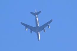 レガシィさんが、宇都宮市内で撮影したアメリカ空軍 KC-135R Stratotanker (717-148)の航空フォト(飛行機 写真・画像)