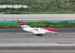 ハム太郎。さんが、羽田空港で撮影したアメリカ企業所有 HA-420の航空フォト(飛行機 写真・画像)
