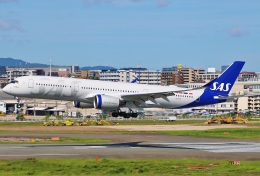 スカンジナビア航空 イメージ