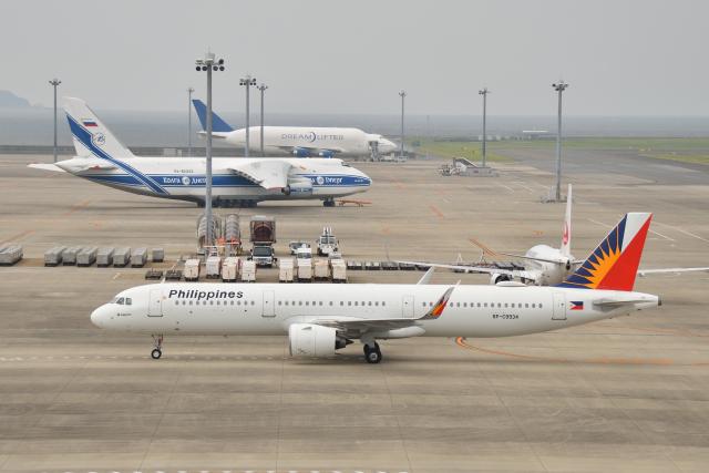 航空フォト:RP-C9934 フィリピン航空 A321neo