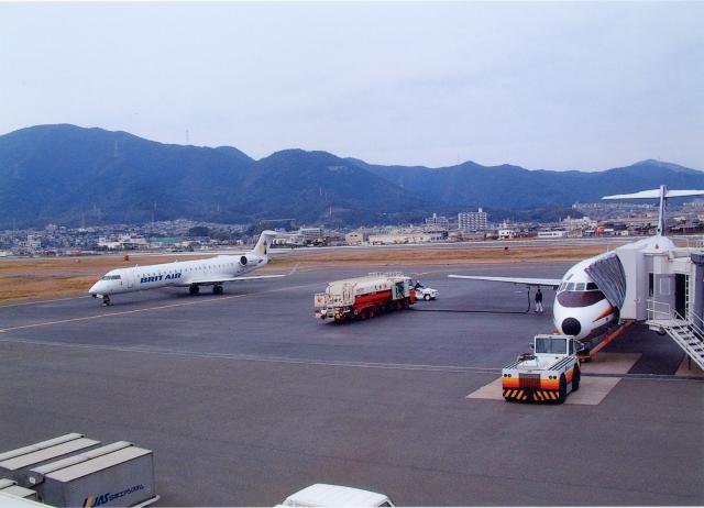 小倉空港 - Kokura Airport [KKJ/RJFR]で撮影された小倉空港 - Kokura Airport [KKJ/RJFR]の航空機写真(フォト・画像)