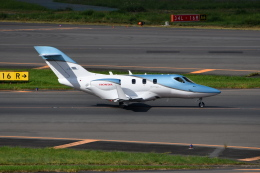 Deepさんが、成田国際空港で撮影した日本法人所有 HA-420の航空フォト(飛行機 写真・画像)