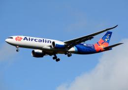 NINEJETSさんが、成田国際空港で撮影したエアカラン A330-941の航空フォト(飛行機 写真・画像)
