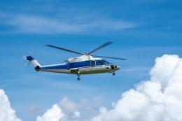 あけみさんさんが、龍ケ崎飛行場で撮影したファーストエアートランスポート S-76C++の航空フォト(飛行機 写真・画像)