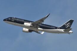 fly A340さんが、羽田空港で撮影したスターフライヤー A320-214の航空フォト(飛行機 写真・画像)
