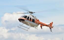 ヘリオスさんが、東京ヘリポートで撮影した新日本ヘリコプター 407GXiの航空フォト(飛行機 写真・画像)