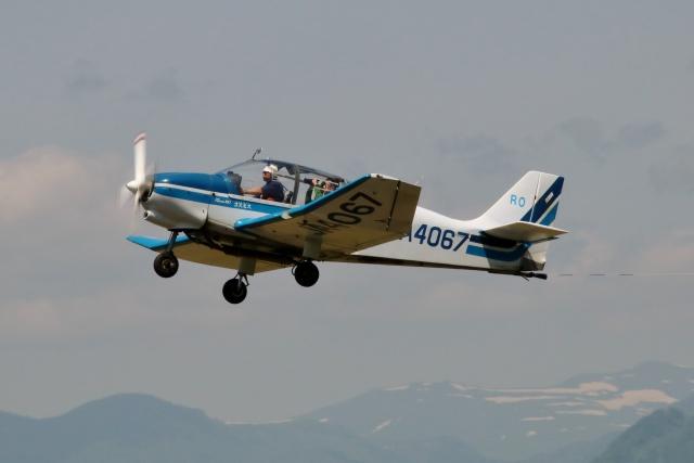 TA27さんが、たきかわスカイパークで撮影した滝川スカイスポーツ振興協会 DR-400-180R Remo 180の航空フォト(飛行機 写真・画像)