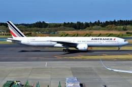 amagoさんが、成田国際空港で撮影したエールフランス航空 777-328/ERの航空フォト(飛行機 写真・画像)