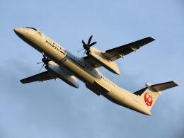 cooymdさんが、石垣空港で撮影した琉球エアーコミューター DHC-8-402Q Dash 8 Combiの航空フォト(飛行機 写真・画像)