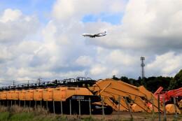 ☆ライダーさんが、成田国際空港で撮影した日本貨物航空 747-8KZF/SCDの航空フォト(飛行機 写真・画像)